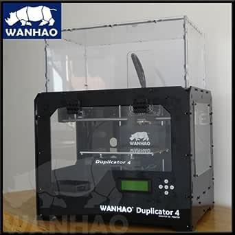 WANHAO Duplicator 4 x impresoras 3d (Transparent Case Dual ...