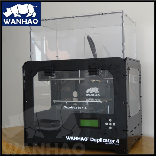 Duplicator 4 Impresora