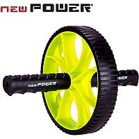 NEWPOWER - Rueda Abdominal Fitness 4 en 1