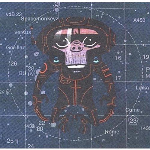 Music : Spacemonkeyz Vs. Gorillaz: Laika Come Home