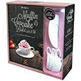 Dolci mania. Muffin, cupcake e dolci per il tè. Con gadget