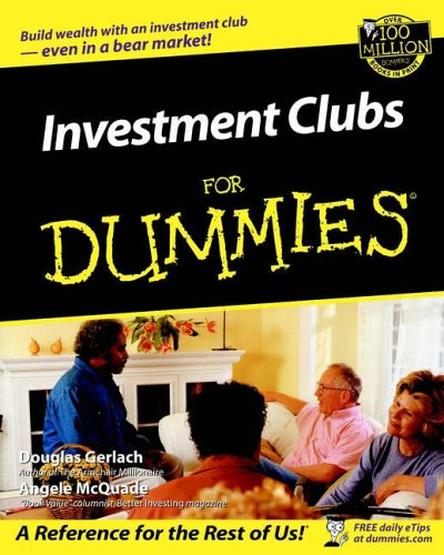 Investment Clubs for Dummies?