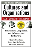 Cultures and Organizations: Software of the Mind, Third Edition (Business Skills and Development)
