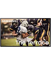 """Samsung QN55LST7TA The Terrace 55"""" Outdoor-Optimized QLED 4K UHD Smart TV with an Additional 4 Year Coverage by Epic Protect (2020)"""