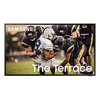 """Samsung QN75LST7TA The Terrace 75"""" Outdoor-Optimized QLED 4K UHD Smart TV with Additional One Year Coverage by Epic Protect (2020)"""