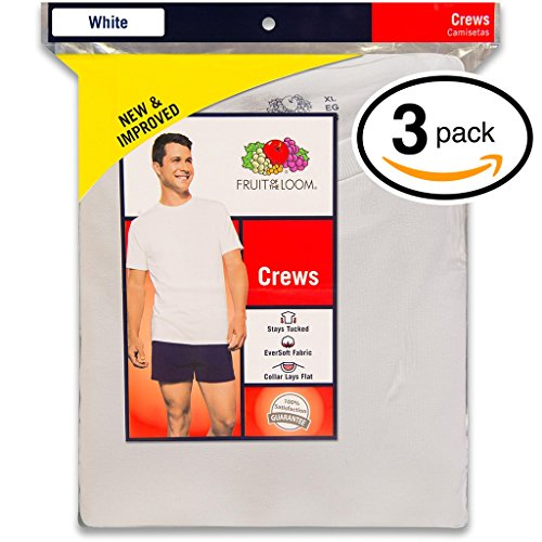 fruit-of-the-loom-2828-3-pack-extra-large-crew-neck-t-shirt-white