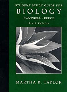 Amazon biology 6th edition 9780805366242 neil a campbell student study guide for biology 6th edition fandeluxe Images