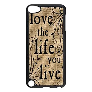 Custom NYC Back Cover Case for ipod Touch 5 JNIPOD5-092