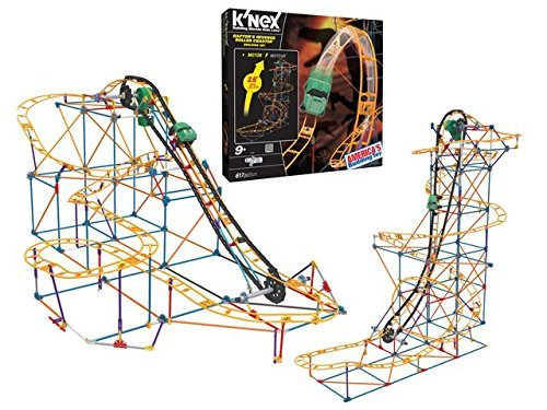 Raptors Revenge Roller Coaster by KNex BOTI EUROPE BV Knex 51432