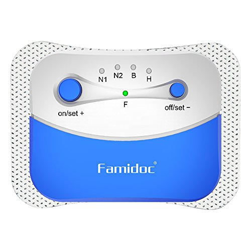 Famidoc TENS Unit Muscle Stimulator - Pain Relief for Back Pain,Joint or Muscle Pain