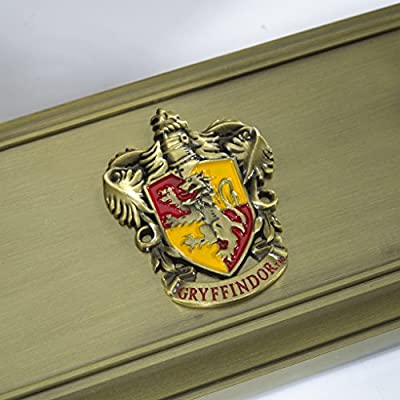 The Noble Collection Harry Potter Gryffindor House Wand Stand: Toys & Games