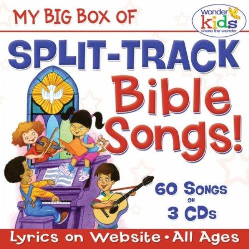 Track Split Kids - My Big Box Of Split-Track Bible Songs
