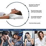 SEPOVEDA Contour Memory Foam Pillow, Cervical