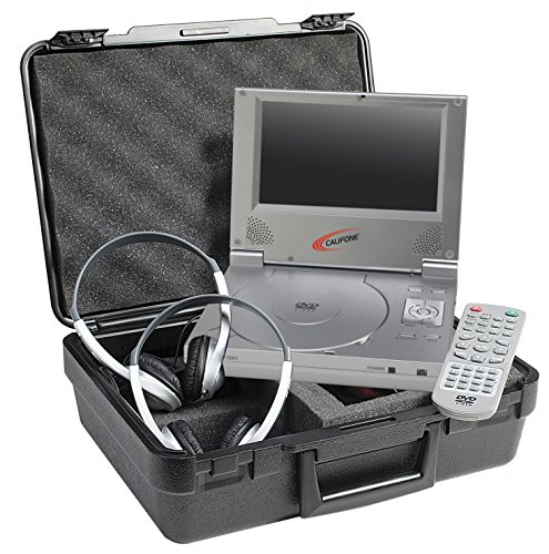 Dvd Learning Center - Califone DVD50-PLC DVD Learning Center, Silver