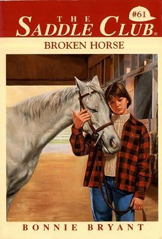 book cover of Broken Horse
