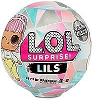 L.O.L. SURPRISE LIL SISTERS & LIL PETS ASSORT