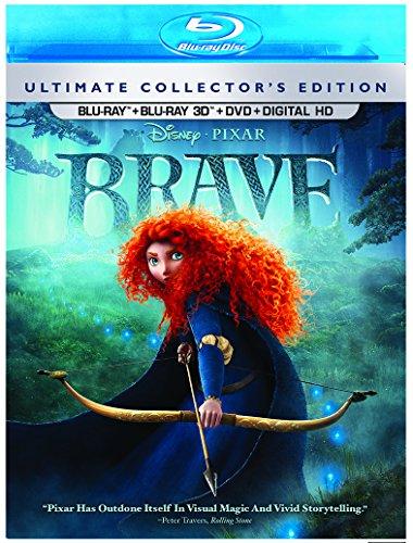 UPC 786936849363, Brave [Blu-ray]