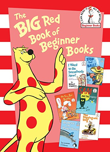 Beginning Books Free Reading (The Big Red Book of Beginner Books (Beginner Books(R)))