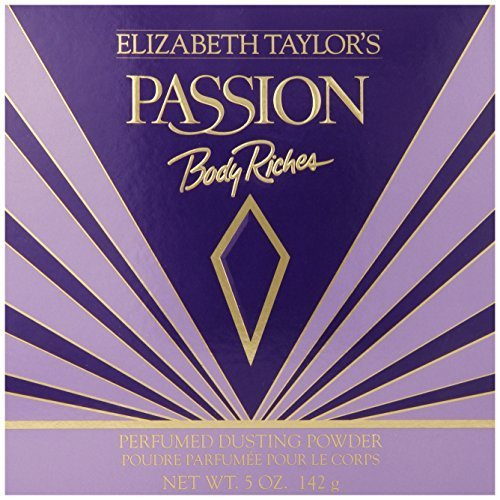 Passion By Elizabeth Taylor For Women, Body Powder, 5-Ounce by Elizabeth - Mall Elizabeth City