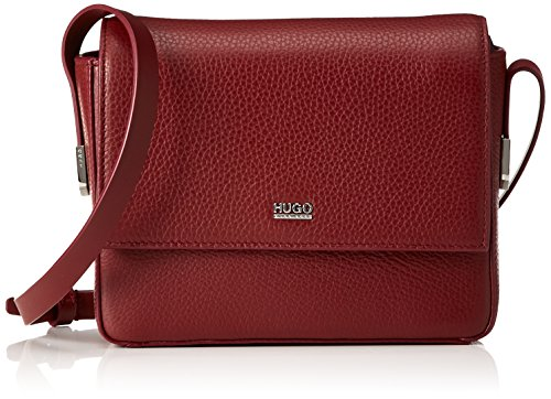 Nynka Bag Women's Dark cm Shoulder Rot r Red 7x15x19 x H T HUGO B 10195833 01 dYIdSw