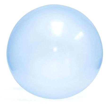 LouiseEvel215 Bola Que sopla Bola de Burbuja Transparente ...