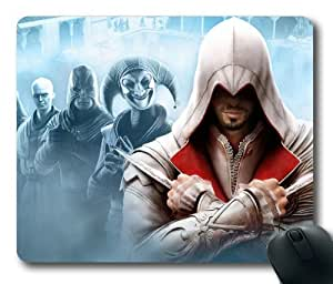 Assassins Creed Brotherhood Rectangle Mouse Pad by eeMuse