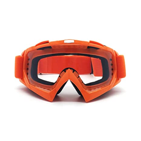 RED DIRT BIKE ATV MOTORCYCLE GOGGLE MOTOCROSS GOGGLES I GOGGLE-RED