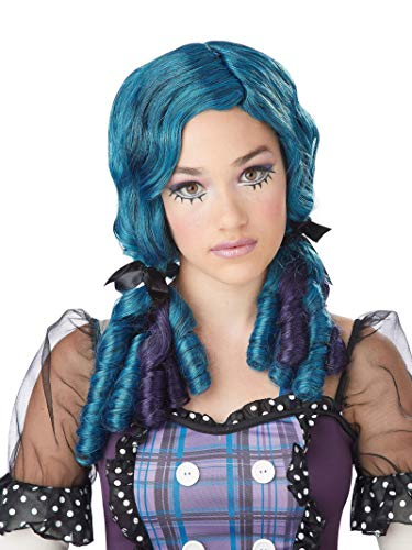 California Costumes Doll Curls Wig,