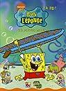 Bob l'éponge la BD, Tome 3 : A pleines mains ! par Nickelodeon productions
