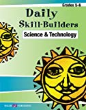 Daily Skill-Builders for Science and Technology, Walch Publishing Staff, 082515135X