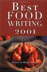 Best Food Writing 2001