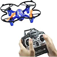 RC Toy Drone with Camera SKYKING Quadcopter with 1G Memory Card and Protective Frame Selfie Drone with Altitude Hold&Headless Mode Easy Flying Drone For Beginners