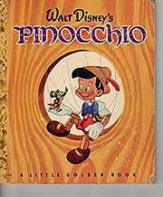 Walt Disney's Pinocchio ( A Little Golden…