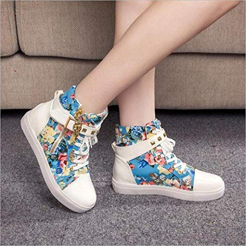 825f0d94c2 Gyoume Ankle Boots Women Lace up Boots Shoes Zipper Boots Flat Wedge Boots  Girls School Shoes