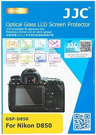 JJC GSP-D850 cristal óptico LCD Protector de pantalla para NIKON D850