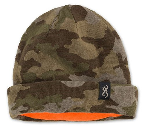 Browning All Season Beanie, Reversible 308530011