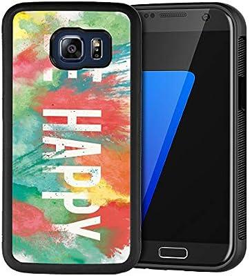 Amazon.com: YQCi Samsung Galaxy S6 Edge Plus Case Shock ...