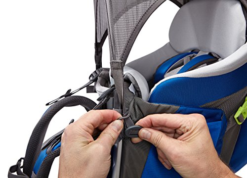 Thule Sapling Child Carrier, Slate/Cobalt by Thule (Image #21)