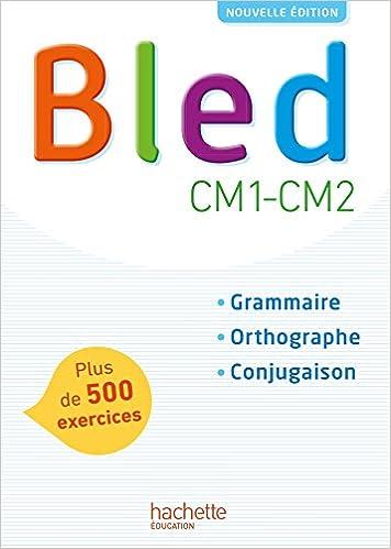 Bled Cm1-cm2 - Manuel De L'élève - Edition 2017 Descargar PDF