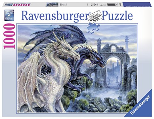 Ravensburger Mystical Dragons Jigsaw Puzzle (1000 Piece)