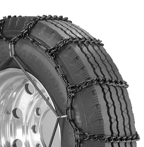 Security Chain Company QG2249 Quik Grip Truck Single LSH Tire Traction Chain - Set of 2