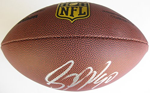Jason Pierre Paul, Tampa Bay Buccaneers, New York Giants, signed, Autographed, NFL Duke Football, a COA with the Proof Photo of Jason Signing Will Be Included
