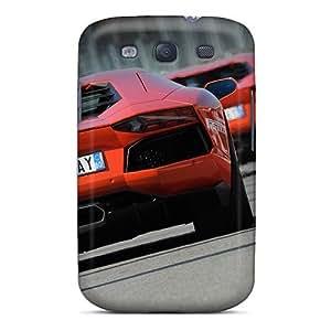 (CpSuaIj7516COxdF)durable Protection Case Cover For Galaxy S3(aventadors)