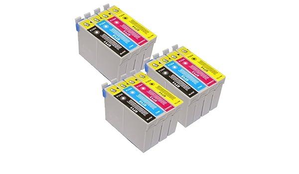 T 715 x 3 para impresoras EPSON incluye lápiz de DX6000 ...
