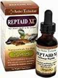 Reptaid XL- An herbal Supplement to help your small reptiles overcome some parasitic and bacterial infections
