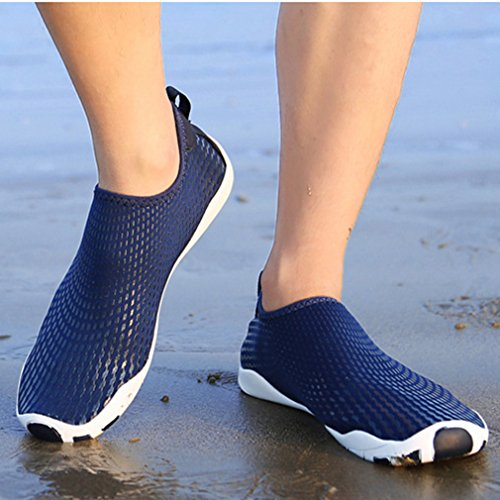 Surf Pa Kids Women Dry Quick Boating Men Shoes Swim Beach Yoga Aqua Water Kyle Sports Walsh Garden Barefoot Driving Blue Shoes Park O5qwfBFR