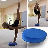 szyzl88 Yoga Espuma Tabla, Cojín Almohadilla Azul Ovalado ...