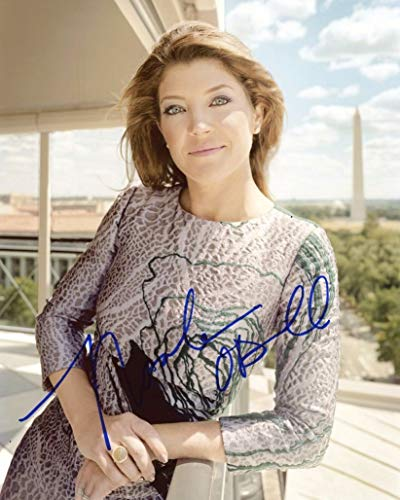 NORAH O'DONNELL - CBS This Morning AUTOGRAPH Signed 8x10 Photo -  TopPix Autographs