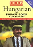Berlitz Hungarian Phrase Book and Dictionary (Berlitz Phrasebooks)