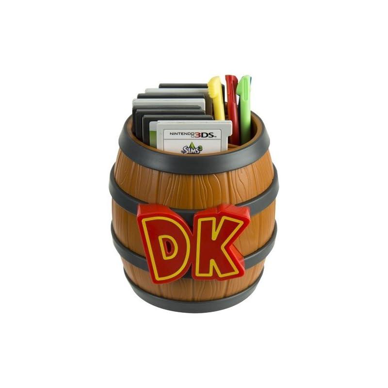 PDP Donkey Kong Barrel Game Card Storage